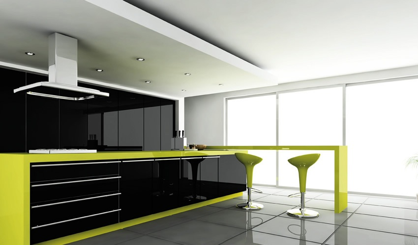 Luxe By Alvic Luxurious High Gloss Lacquered Surfaces